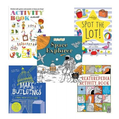 Five Fab… activity books
