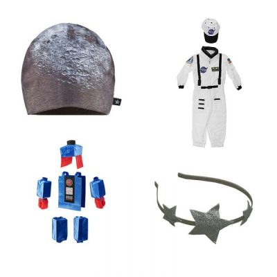 Inspiration: Camp Bestival Outer Space theme