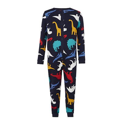Hot on the high street: John Lewis dinosaur onesie