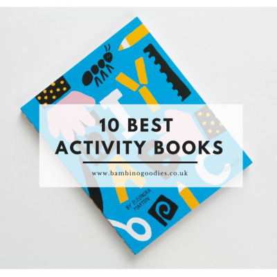 10 Best: Activity Books for Christmas