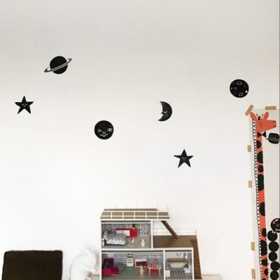 The Bright Company x Sarah Dyer wall stickers