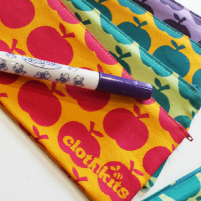 Back to school: pencil cases