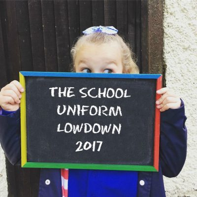 The School Uniform Lowdown 2017