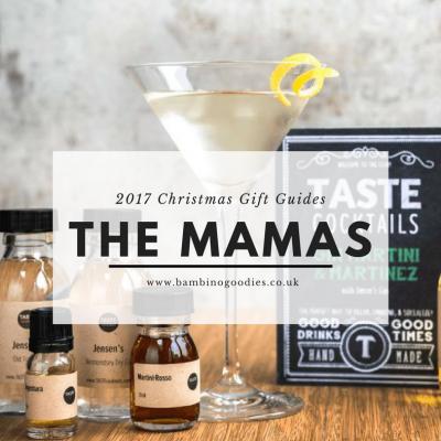 Christmas Gift Guide 2017: The Mamas
