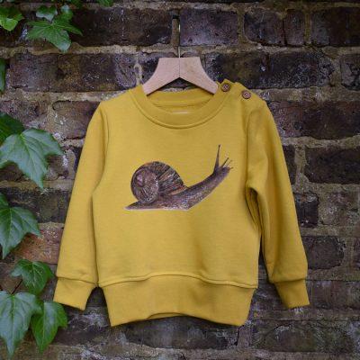 Hot: Stay & Bird Organic Sweatshirts