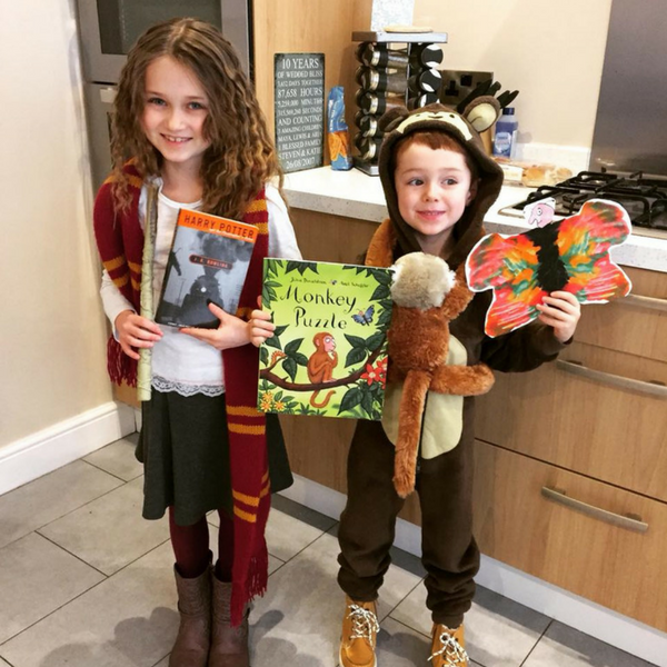 Hermione & Monkey Puzzle
