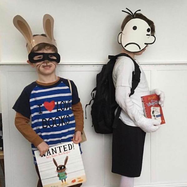 Ralfy Rabbit & Wimpy Kid