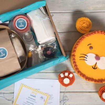 Craft & Crumb cake kits