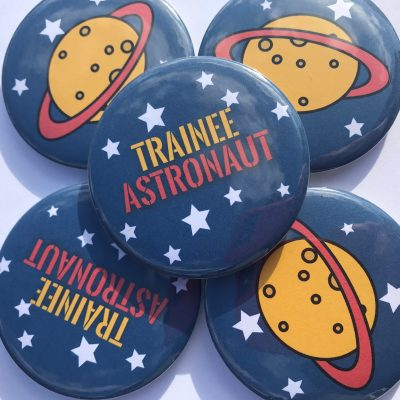 Astronaut Badges
