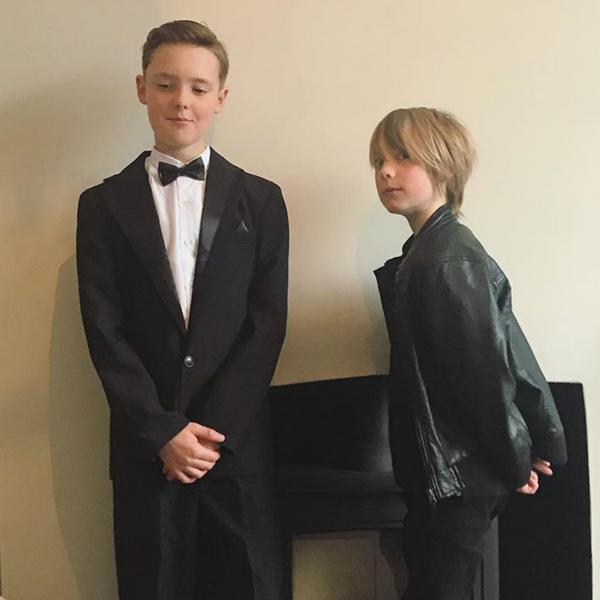 James Bond & Alex Rider