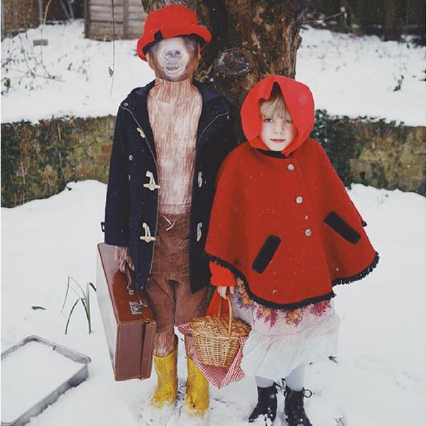 Paddington and Little Red Riding Hood