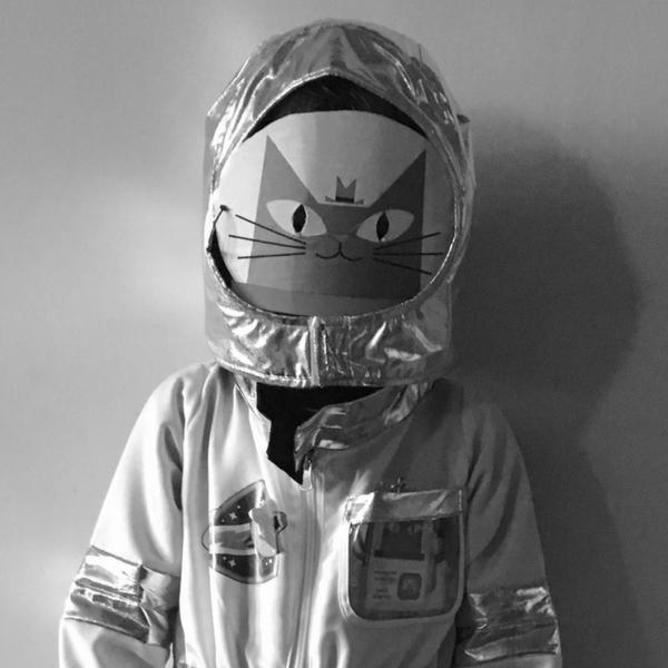Professor Astrocat