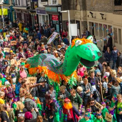 Brighton Festival and Fringe for children