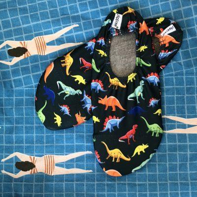 Slipfree beach/pool shoes