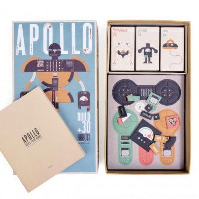 Apollo Robot Construction Toy