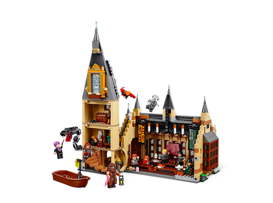 Harry Potter Lego Hogwarts