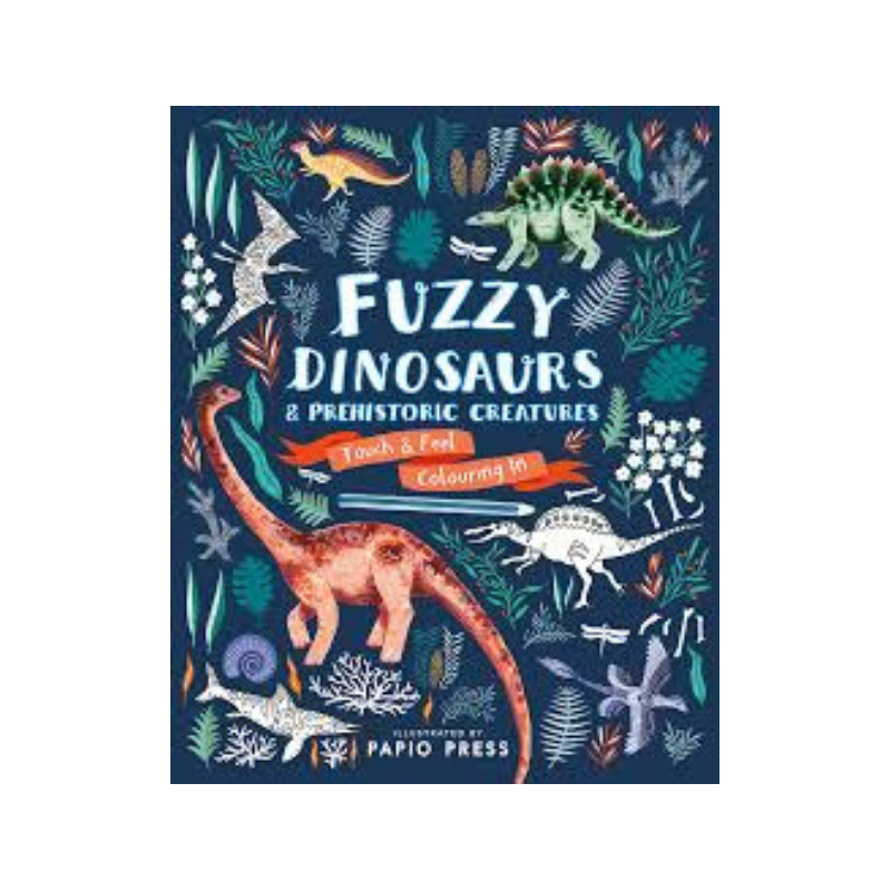 Fuzzy Dinosaurs