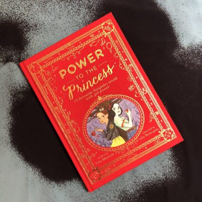 The Story Corner: Power to the Princess