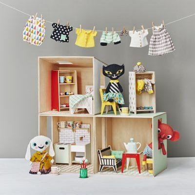 Covetable: Littlephant DIY doll's house