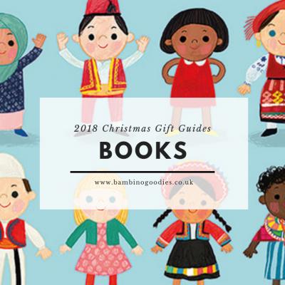 BG Christmas Gift Guide 2018: Books