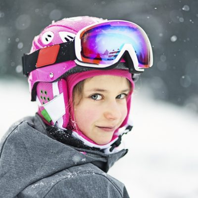 Skiing with Kids: The Basics