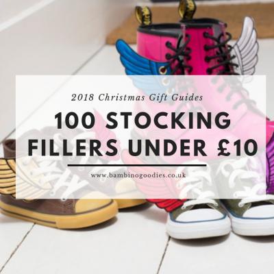 BG Christmas Gift Guide 2018: 100 Stocking Fillers Under £10