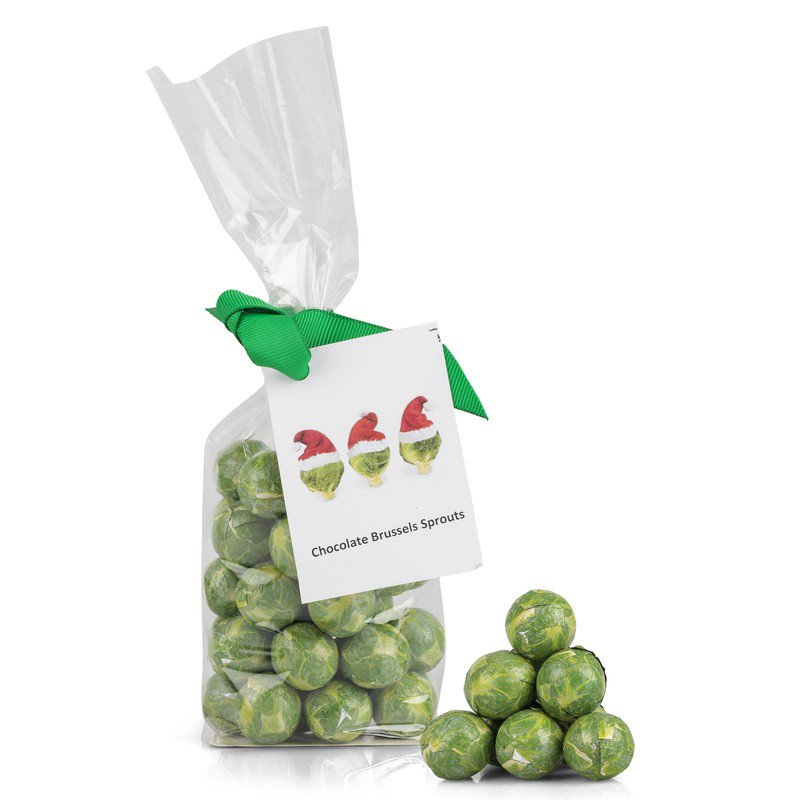Bag of Chocolate Brussels Sprouts