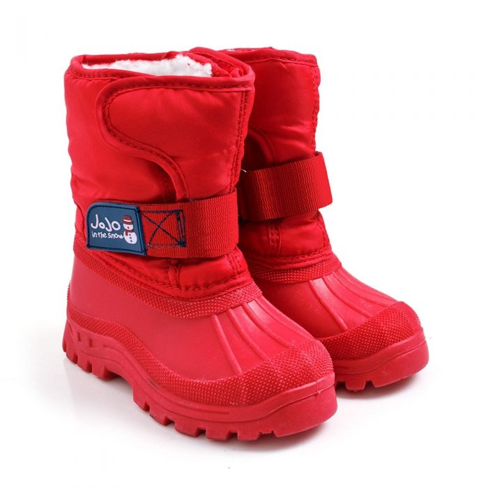 Children's Alpine Snow Boots, £24, Jojo Maman Bebe.