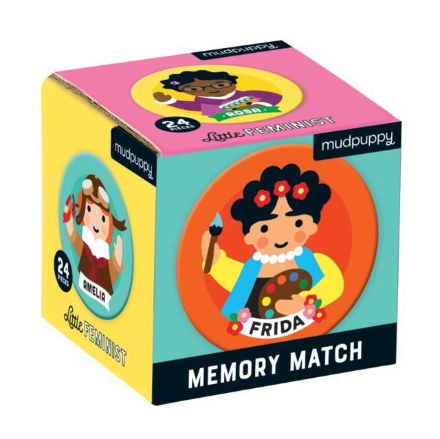 Little Feminist Mini Memory Match Game