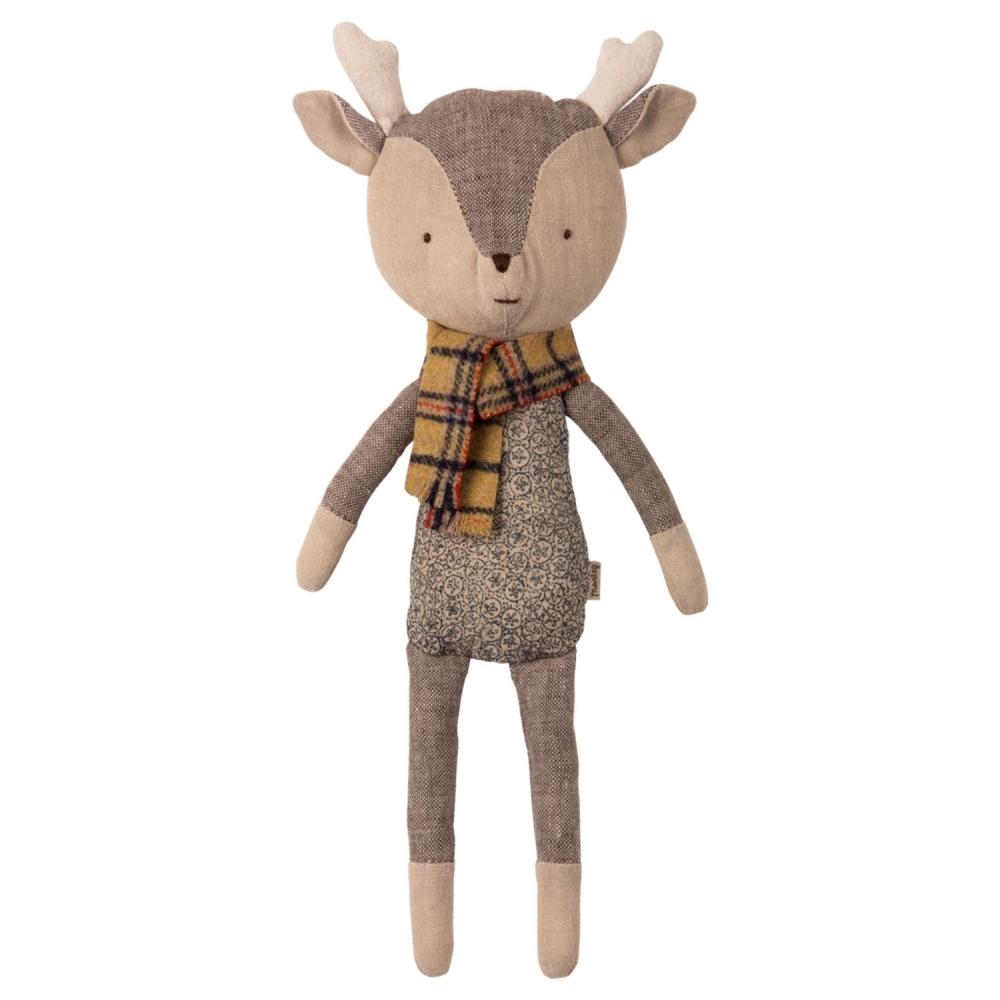 Maileg Reindeer, £24, Hurn & Hurn.