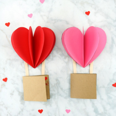 10 Best: simple crafts for Valentine's Day