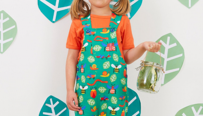 Earth Day: our favourite British sustainable childrenswear brands