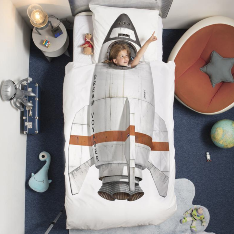 Reroom rocket bedding