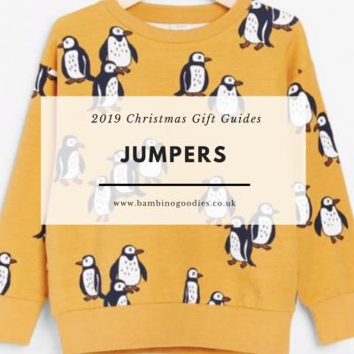 The BG Christmas Gift Guide 2019: Christmas Jumpers