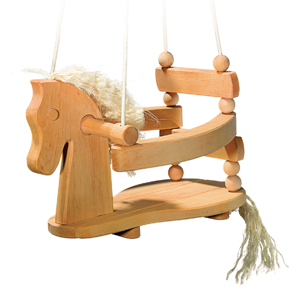 Ostheimer horse swing, £69.99, Myriad