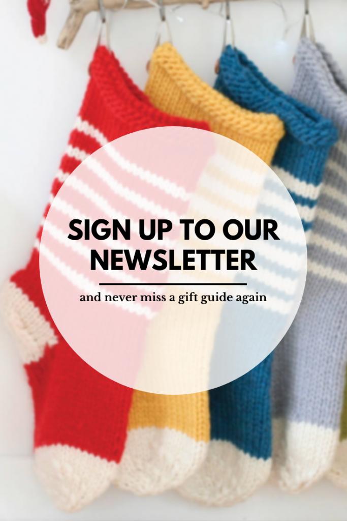 BG Christmas Gift Guides - Stockings & Sacks