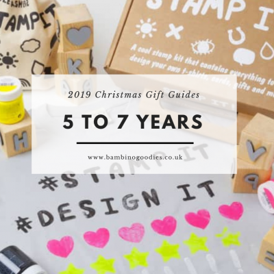 The BG Christmas Gift Guide 2019: Age 5-7