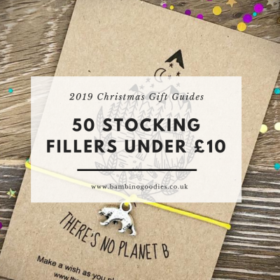 The BG Christmas Gift Guide 2019: 50 Stocking Fillers under £10