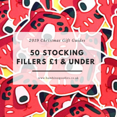 The BG Christmas Gift Guide 2019: 50 Stocking Fillers under £1