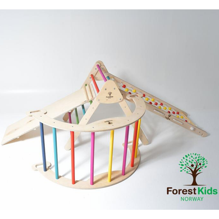 Pikler Climbing Arch, £142, Forest Kids Norway