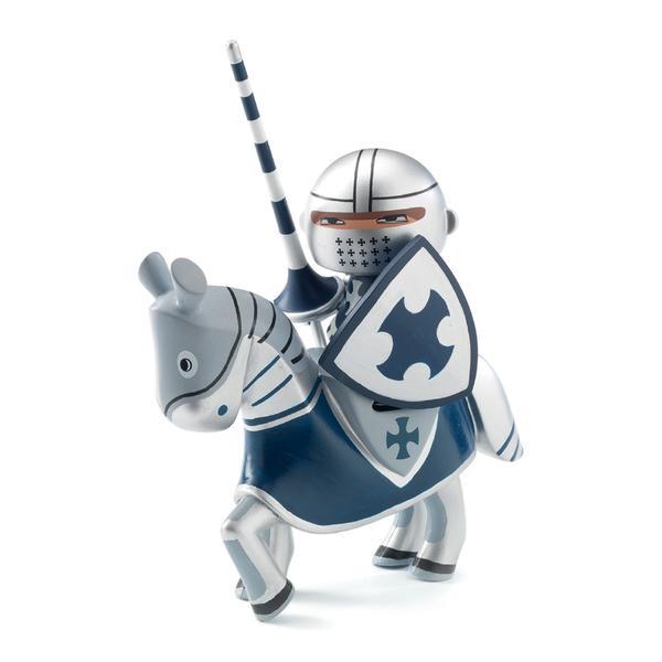 Arty Toyz Knight Arthur, £17.99, Djeco.