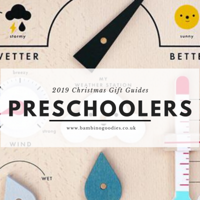 The BG Christmas Gift Guide 2019: Preschoolers