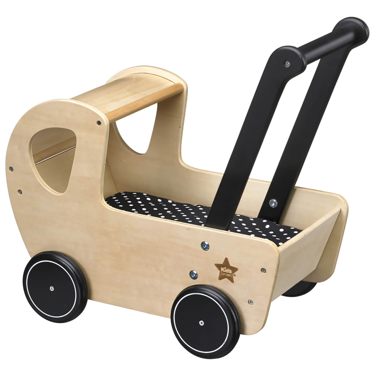 Kids Concept Neo Doll Pram, £65.90, The Hut
