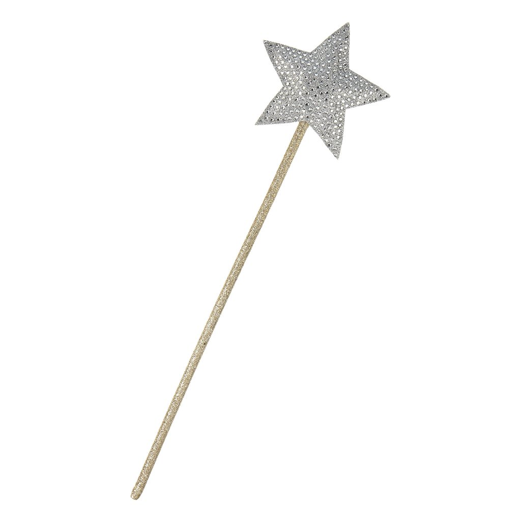 Sparkle Star Wand, £8, Shop BG