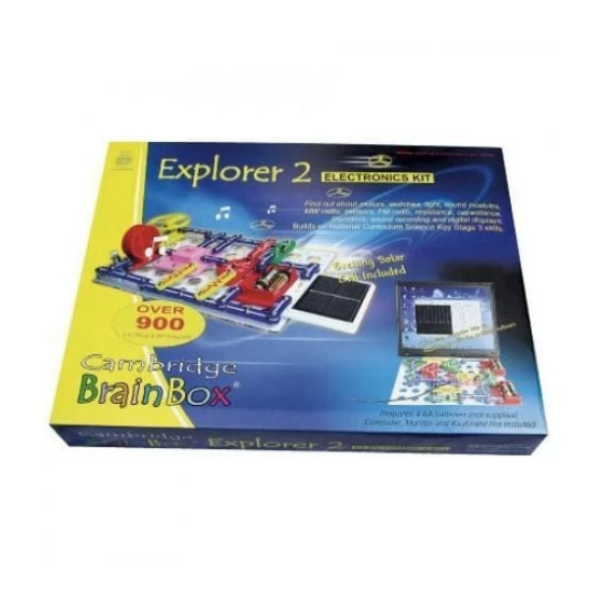 Cambridge Brainbox Electronics Kit, £69.99, Bright Minds.
