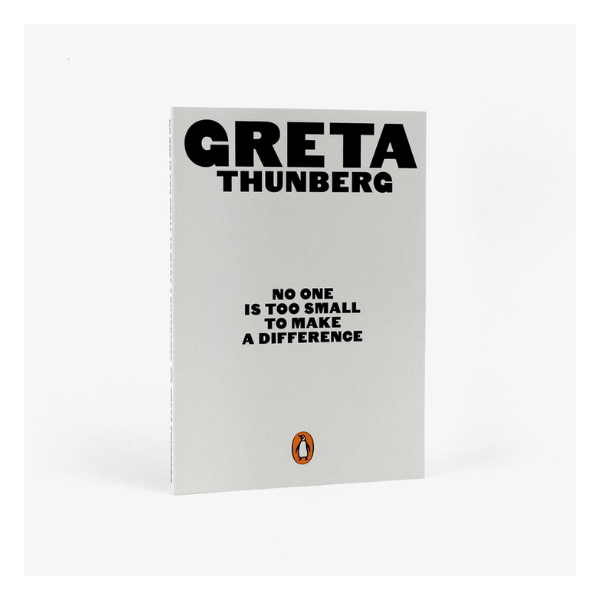 No One is Too Small to Make a Difference by Greta Thunberg (Penguin, RRP £2.99)