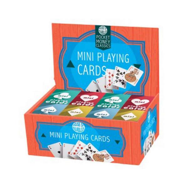 Mini playing cards, 99p, After Noah.