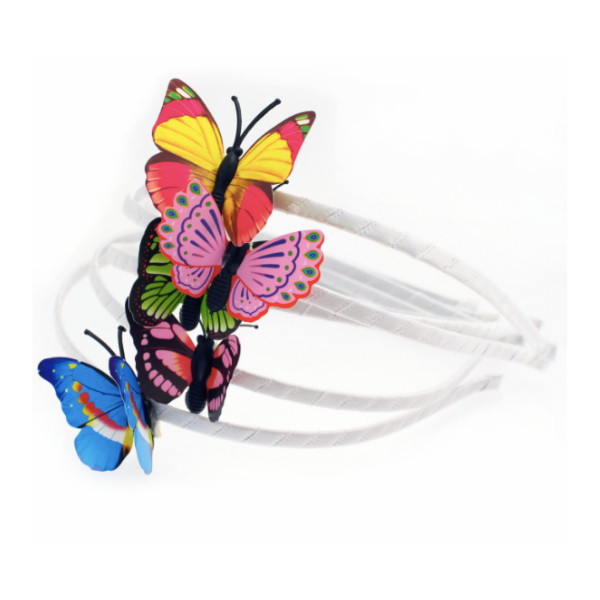 Butterfly Alice band, 29p, The Curious Caterpillar.
