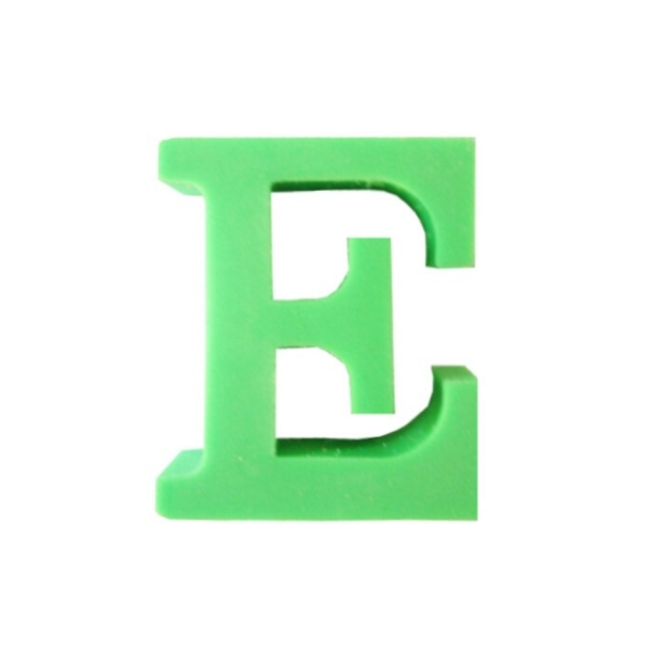Letter Eraser, 23p, Tinc.