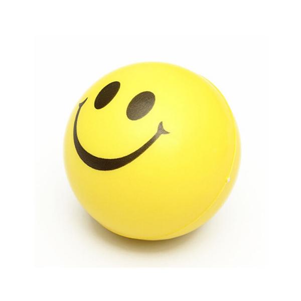 Smiley ball, £1, Fun Learning.